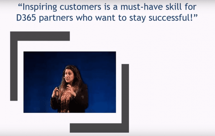 how to inspire your end customers