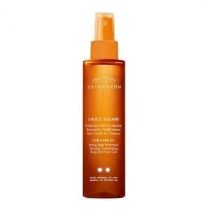 Bestel online de Sun Care Oil Body and Hair Care Normal to Strong Sun ** van Instituut Esthederm vanaf €57