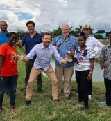 Impact Cluster Tanzania Team And Fingerling Producers