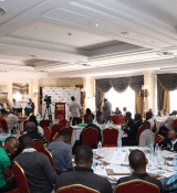 Lauching event of the African Certification System in the Sarova Stanley Hotel in Nairobi on 8 March 2019.